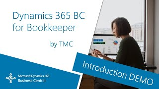 Dynamics 365 Business Central for The Bookkeeper