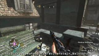 Wolfenstein Walkthrough - Midtown West - Second Visit Part 1