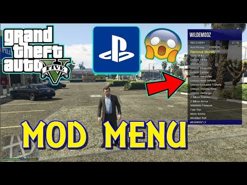 (Updated 2020) How TO INSTALL A PS4 GTA 5 MOD MENU! (No Jailbreak!)