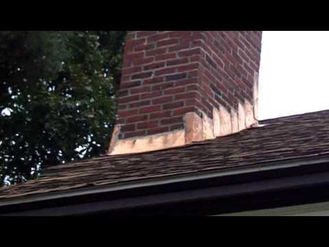 Roofing Repair And Chimney Copper Flashing Newton Ma.  | G.F Sprague Roofing | Call 781-455-0294