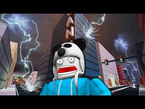 NEW JAILBREAK UPDATE IS HERE! (Roblox) - Weather, Lightning, Fall Update!