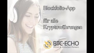 Blockfolio - das Portfolio auf einen Blick! | ein MUSS für jeden Krypto-Freund!