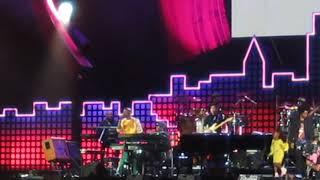 Pharrell Williams & Stevie Wonder @ Global Citizen Festival (Great Lawn, Central Park) 9/23/2017!!