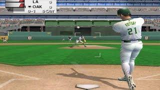 MVP Baseball 2004 GameCube Gameplay HD