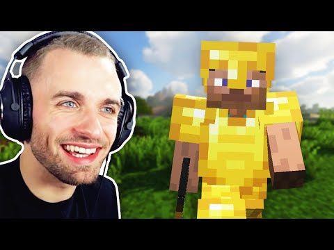 OBJECTIF : ENDER DRAGON ! 🐲 pt. 1 (Aventure Minecraft)