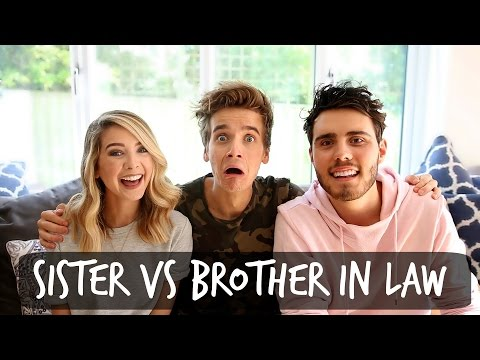Thumbnail: SISTER VS BROTHER-IN-LAW