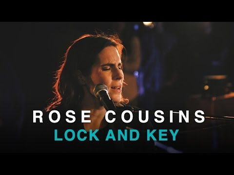Rose Cousins | Lock and Key | Live in Studio