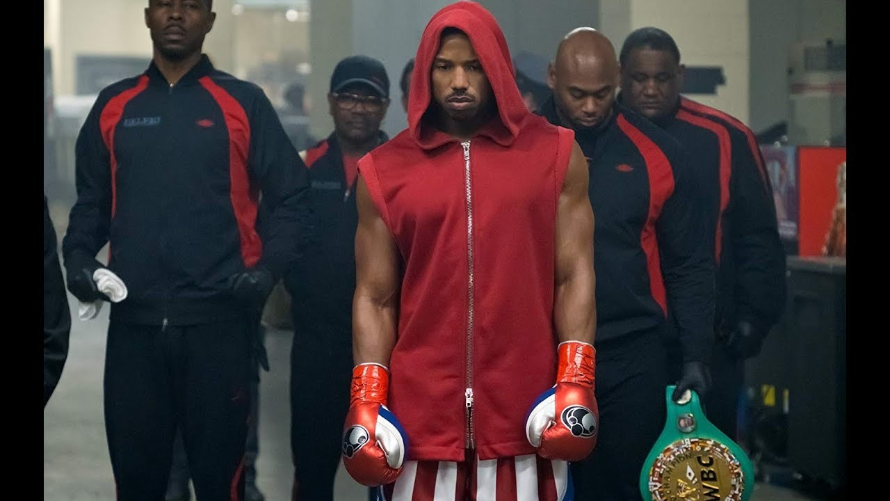 CREED II Trailer Song (DMX - Who we be)
