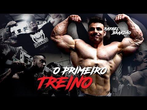 PRIMEIRO TREINO RAFAEL BRANDÃO COM O TIME DARKNESS