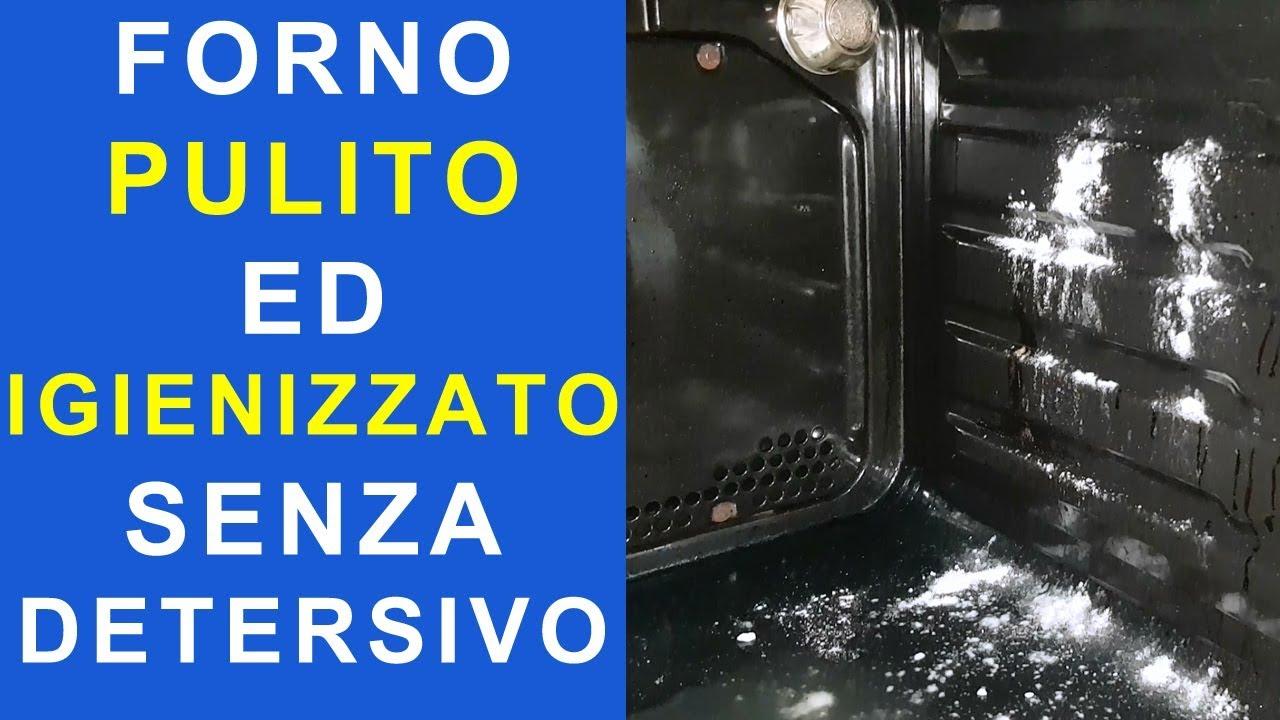 Miscela Per Pulire Il Forno come pulire il forno senza detersivi e sgrassatori | foodvlogger