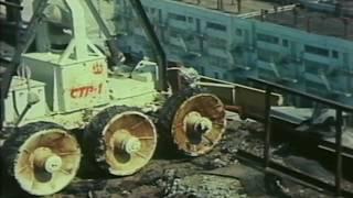 Цикл документальных фильмов «Солдаты Чернобыля»: Саркофаг