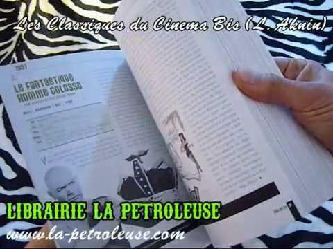 livre-/-book-les-classiques-du-cinema-bis-(laurent-aknin)-nouveau-monde