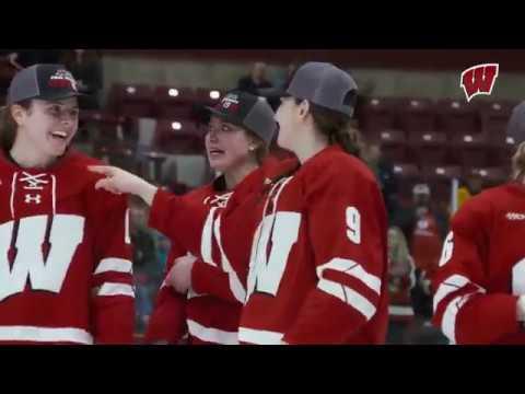 Wisconsin Badgers Blog (58608) - Wisconsin Hockey Wins WCHA Final Faceoff 3-1