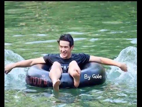 เจมส์ มาร์ เล่นน้ำกับแฟนคลับที่ไร่กุสุมารีสอร์ท #12/12/2015 | อากาศดีดี