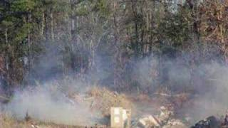 Tannerite exploding target vs. ex roomates coffee table