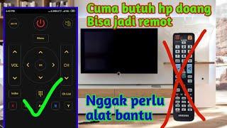 Cara membuat remot TV dari HP screenshot 3