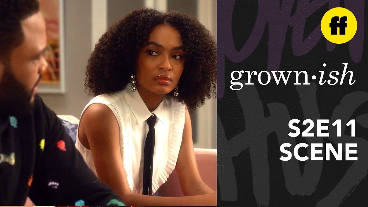 Download grown-ish Season 2, Episode 11 | Zoey Gets Cut Off | Freeform