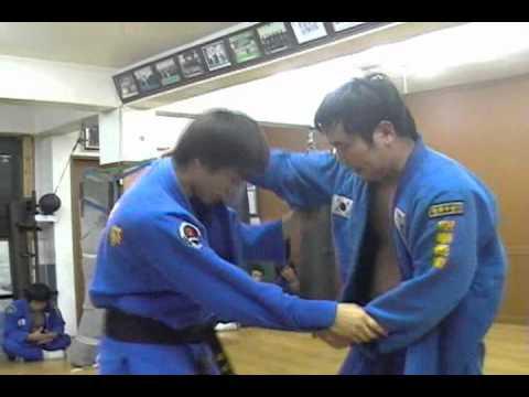 (80)Gongkwon Yusul black belt sparring test (Korean Martial Arts)