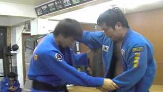 (80)Gongkwon Yusul black belt sparring test (Korean Martial Arts)