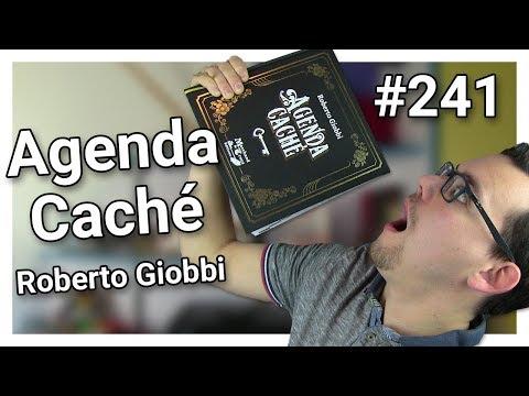 Les avis d'Alexis 241 - Agenda Caché de Roberto Giobbi