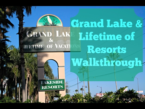 Grand Lakes & Lifetime of Resorts 1 Bedroom Apt Walkthrough Kissimmee Close to Disney