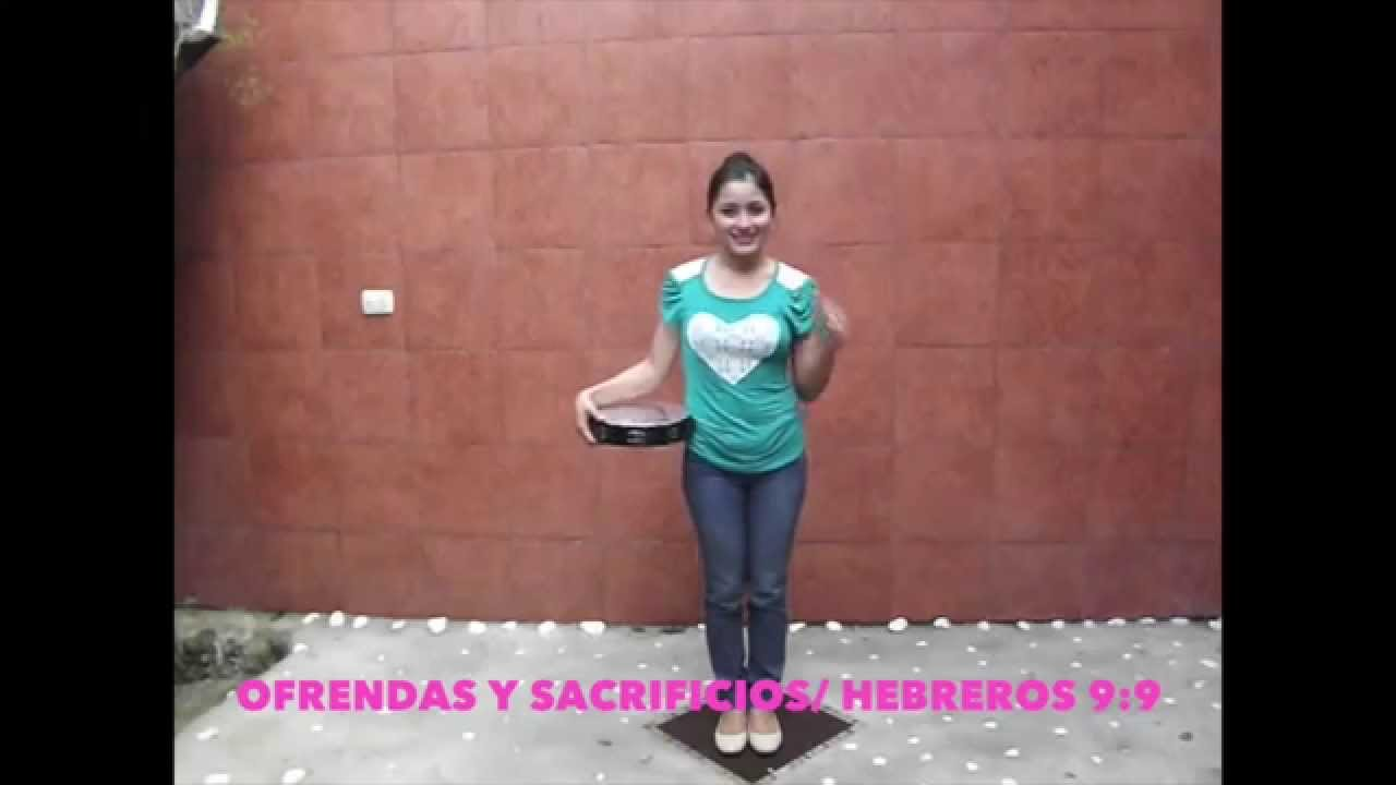 video rutinas pandero: