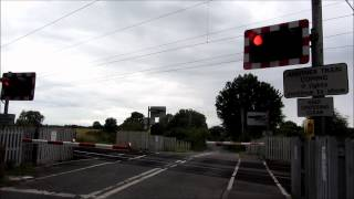 Kelvedon Level Crossing