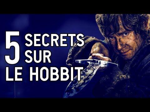 5 SECRETS SUR LE HOBBIT - Avec Le Savoir des Anneaux 🎬 #34