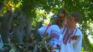 Свадебная фотосессия в парке Пирогово