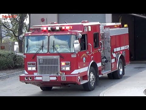 Riverside County Fire Responding (Compilation)