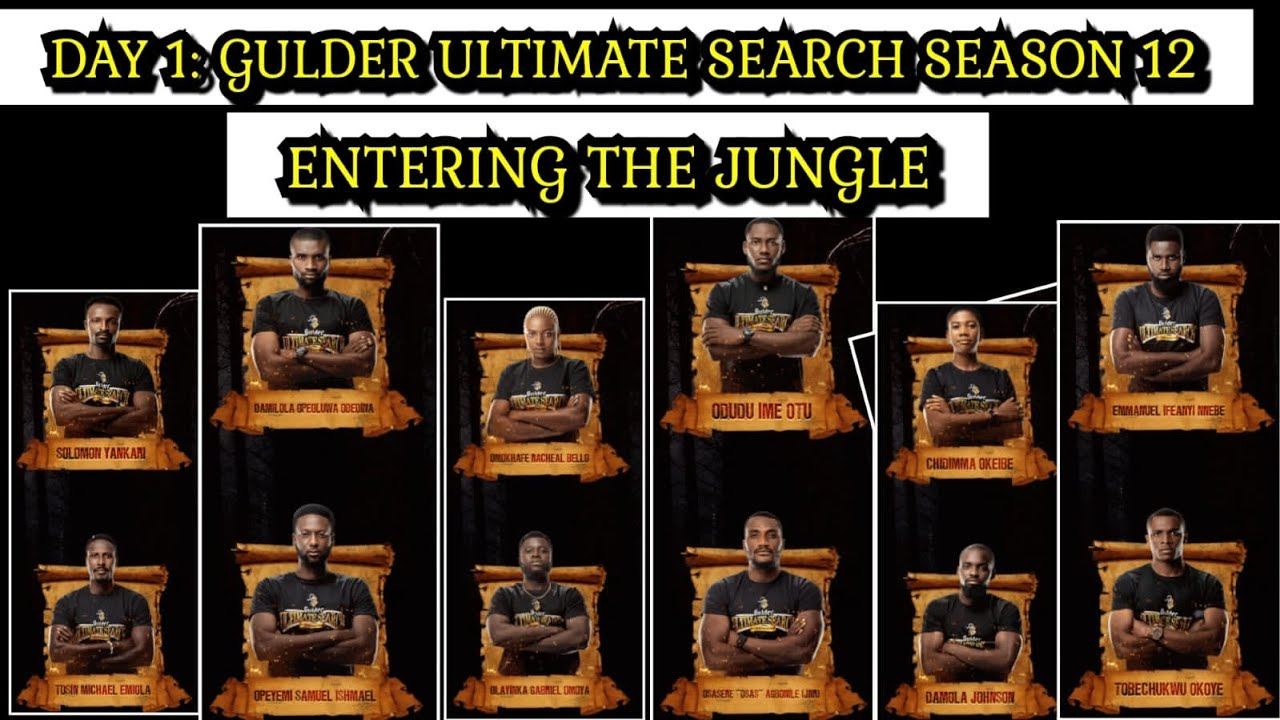 Download GUS 2021 DAY 1: GULDER ULTIMATE SEARCH SEASON 12 | ARRIVING THE JUNGLE | EPISODE ONE