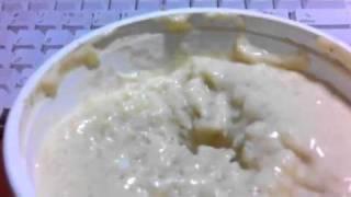 Kozy Shack Rice Pudding Tasting