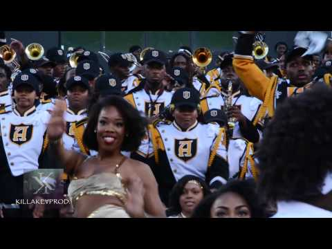Alabama State University - Hoe Check - 2015