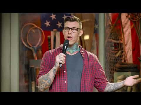 Is Wyoming Illiterate? | Shayne Smith | Dry Bar Comedy