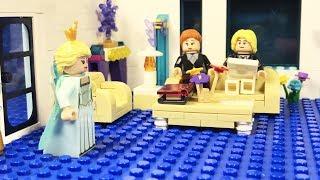 LEGO Frozen Halloween
