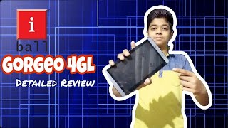 I ball GORGEO 4 GL | detailed Review + special features | SK TECHNICAL ASSISTANT