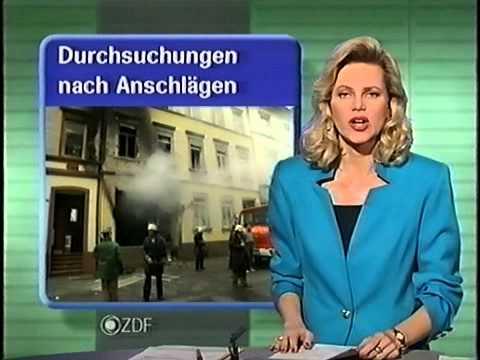 ZDF Heute Journal 5.11.1993