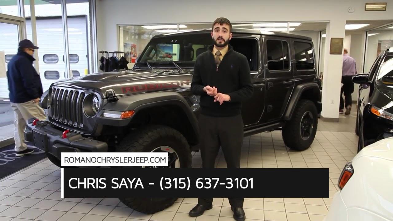 2018 Jeep Wrangler Rubicon Syracuse, NY | Jeep Wrangler Dealership ...