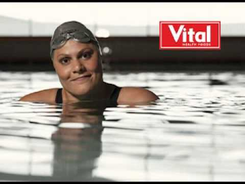 Vital Health Foods Interview with Natalie Du Toit