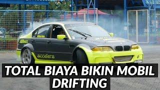 Biaya Bikin Mobil Drifting || Building Drift Car Project BMW e46 Drift eps 20