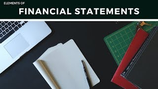 Elements of Financial Statements - South Africa 2019