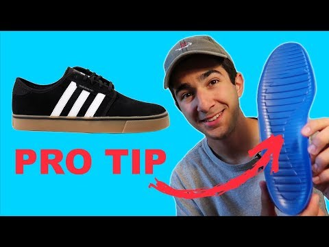 PRO TIP About ADIDAS SKATE SHOES