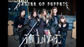 Смотреть клип Liliac - Master Of Puppets