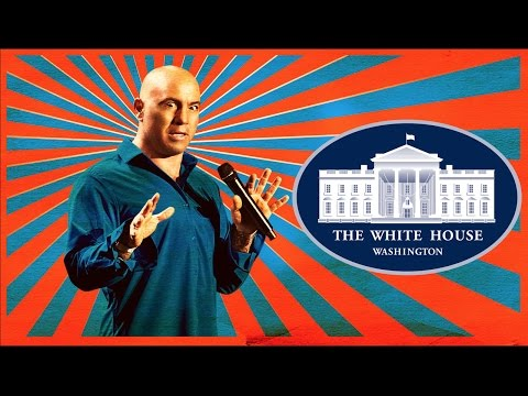 Joe Rogan 2016 - White House Intruder