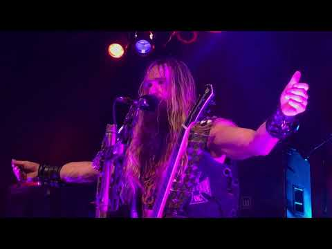 BLACK LABEL SOCIETY - All That Once Shined / Room Of Nightmares - Indianapolis, IN 1/4/2018 (60 FPS)