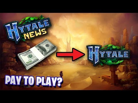 Hytale News | Price Speculation, Pay to Play, & More!