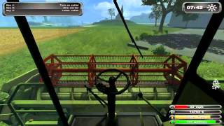 Farming Simulator 2011 Day 1 Part 1