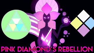 PINK DIAMOND STARTED THE REBELLION [Steven Universe Theory] Crystal Clear Ep. 25