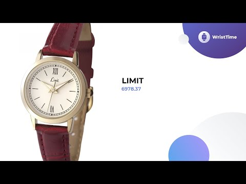 Joyful Limit 6978.37 Woman's Watches Functions & Review