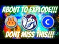 1inch & PancakeSwap Are About To Explode!!!! MUST WATCH TA & Price Predictions - MOONAGE STARTING!